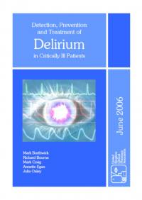 UKCPA Delirium Resource