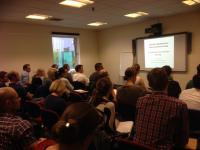 Trainee education day Sept 2014