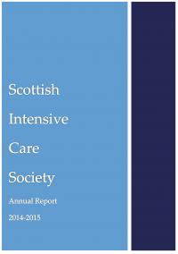Annual Report 2014-15 front cover